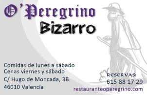 2016 tarjeta operegrino